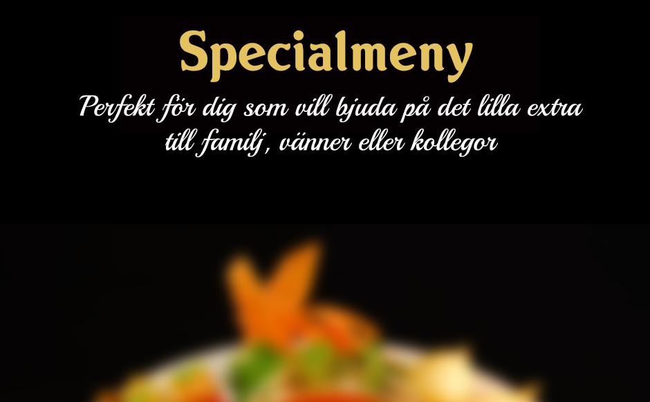 specialmeny